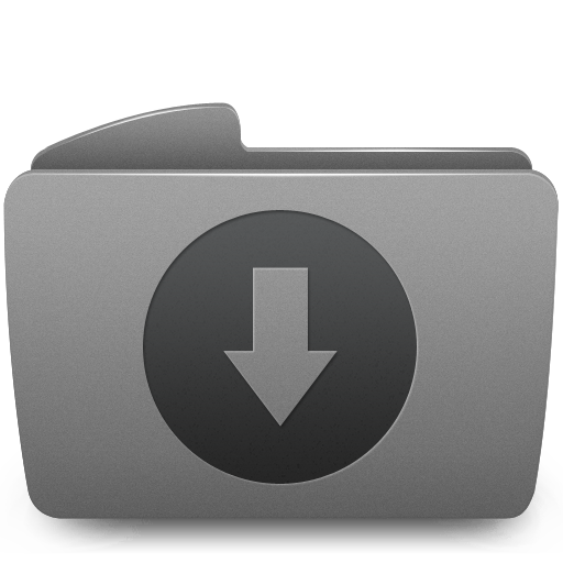 download icon folder