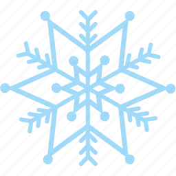 frost, snow, snowflake, winter icon