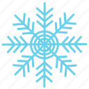 christmas, cold, cream, ice, snow, snowflake, winter icon
