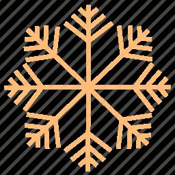 cold, snow, snowflake, winter icon