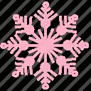 cold, snow, snowflake, winter, christmas, ice, weather icon