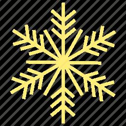 cold, ice, snow, snowflake, weather, winter, xmas icon