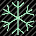 cold, snow, snowflake, winter, christmas, weather, xmas