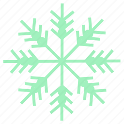 christmas, cold, ice, snow, snowflake, winter, xmas icon