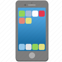 app, apps, iphone, phone, smartphone icon