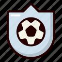 badge, soccer, football, sport