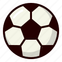 soccer, ball, football, sport, game