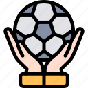 football, game, match, soccer, sport icon