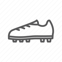 football boot, shoe, shoes, soccer, soccer icon, soccer shoe, sports icon