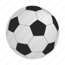 ball, football, game, goal, isometric, soccer, sport