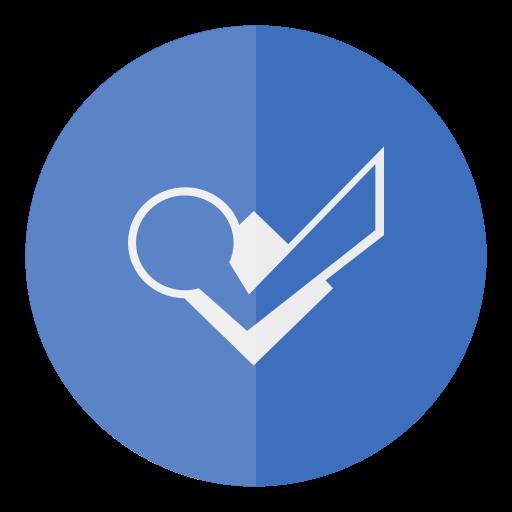 foursquare, media, social icon