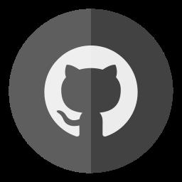 circle, git, github icon