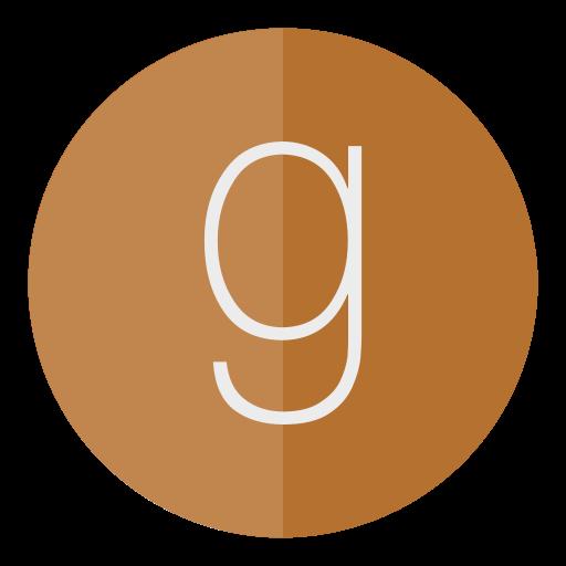 circle, goodreads, media, social icon