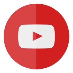 circle, media, social, tube, you, youtube icon