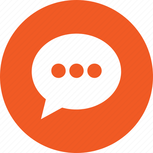 bubble, chat, comment, communication, conversation, message icon