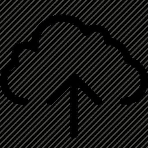 arrow, cloud, data, download, storage, up, upload icon