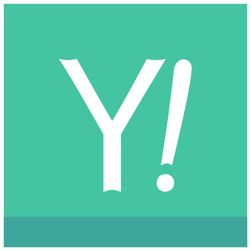 y!, yahoo icon, • y icon