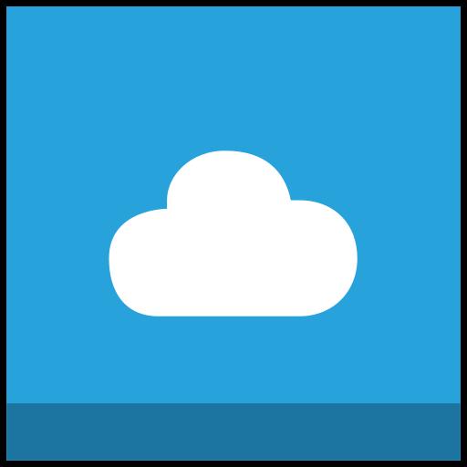 cloud, cloudapp icon icon