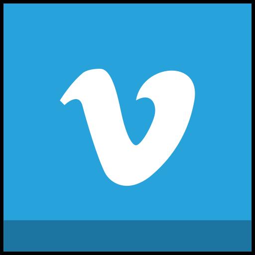 vimeo icon icon
