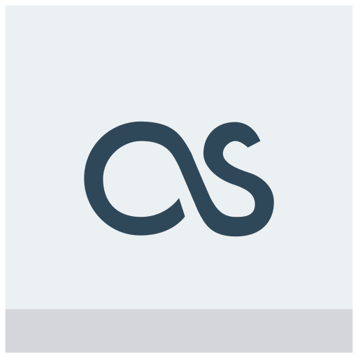 as, last.fm, lastfm icon icon