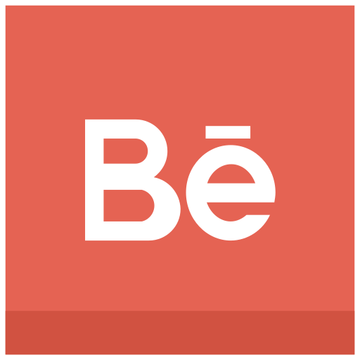 be, be.net, behance icon icon