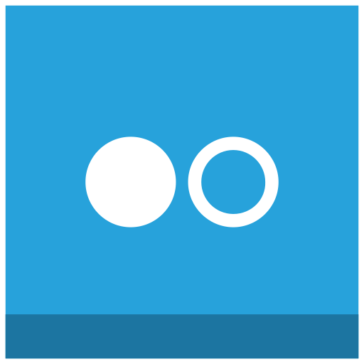 flickr icon icon