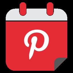 media, network, pintrest, social, web icon