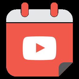 media, network, social, web, youtube icon