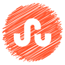 media, social, stumbleupon icon