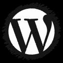 media, social, wikipedia icon