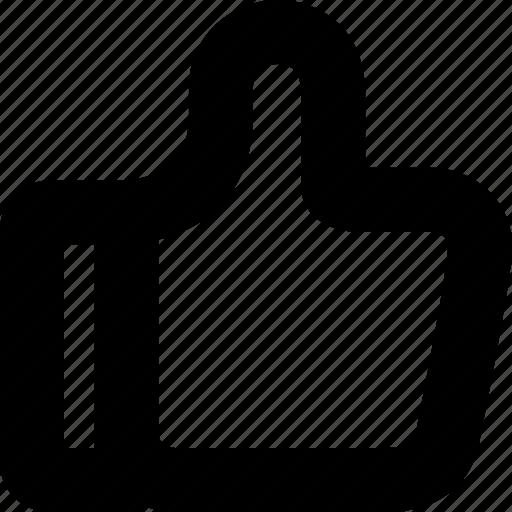 icon, like, social, thumb, thumbs, up, vote icon