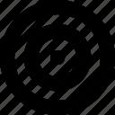 aim, darts, goal, icon, social, target icon