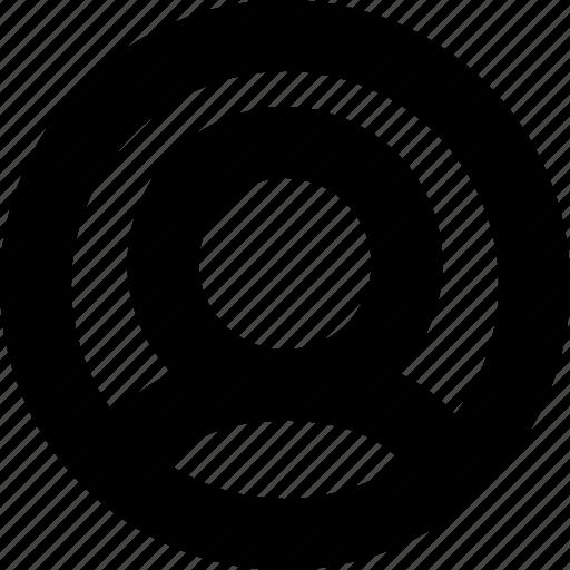 avatar, icon, person, social, user icon