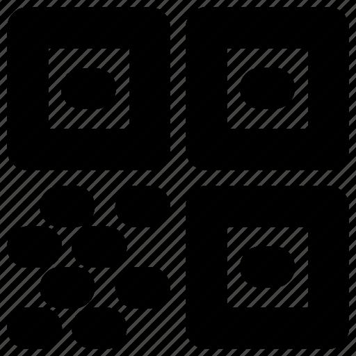 barcode, code, qr, qrcode, quick response icon icon