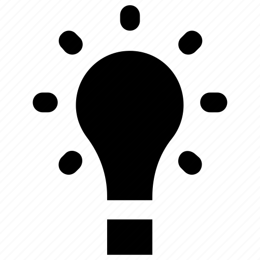creativity, entrepreneur, idea, light bulb, lightbulb icon icon