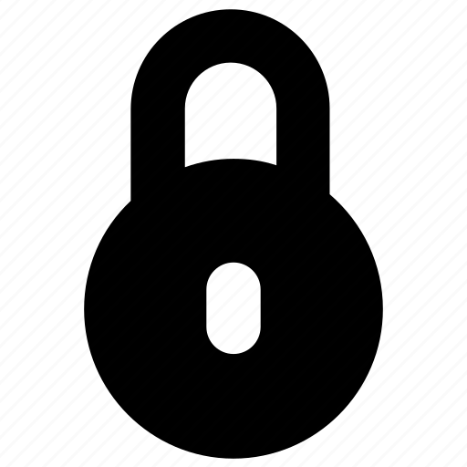 lock, privacy, safe, secure, security icon icon