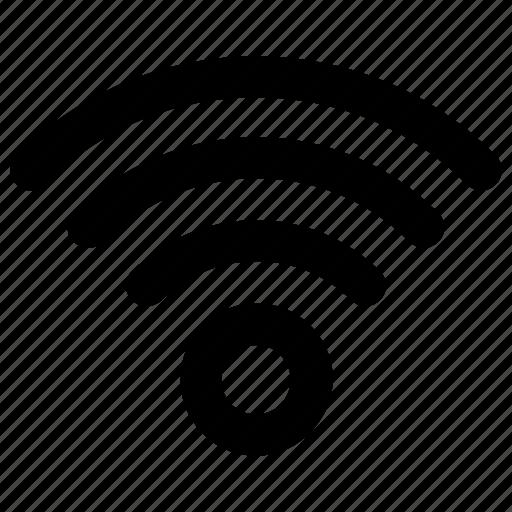 internet, network, signal, wifi, wireless icon icon