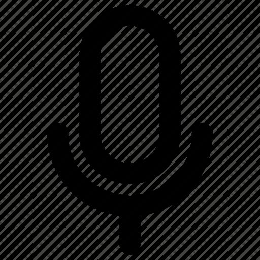 mic, microphone, recording, speaker, speech icon icon