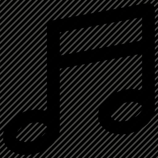 audio, music, radio, service, song icon icon