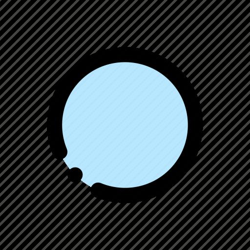 circle, multimedia, player, round, shape icon