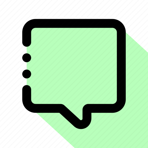 chat, conversation, message, sms, talk icon