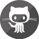 cloud, code, collaborate, community, github, project, social, work icon