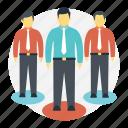 business group, corporate culture, organizational team, partners, professional people