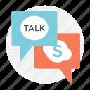 communication modes, messaging platform, messengers, skype, social media icon