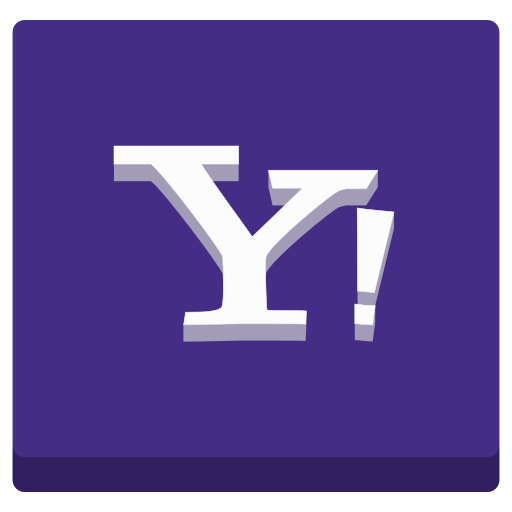 business, communication, connection, marketing, network, social, web, y, yahoo icon