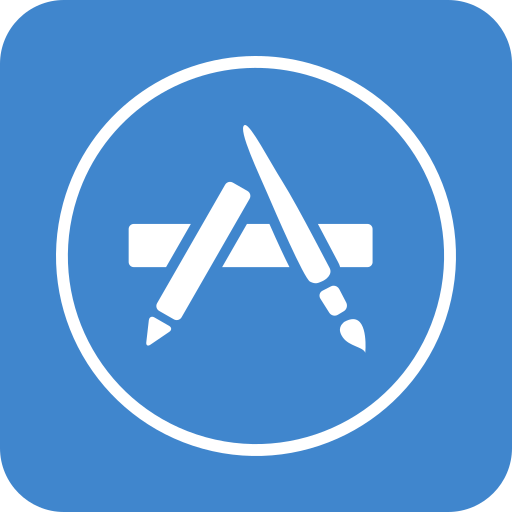 app, appstore, store icon