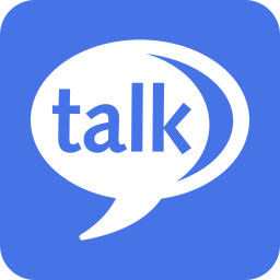chat, google, talk icon
