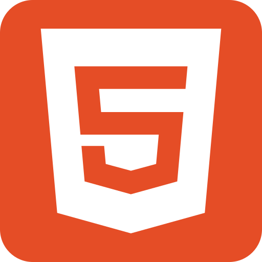 Html 5 Html5 Icon Icon Search Engine
