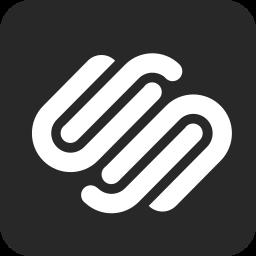 square space, squarespace icon