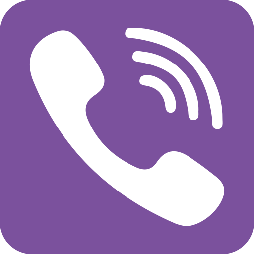 Viber, call, phone icon - Free download on Iconfinder